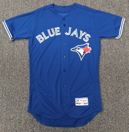 Photo of Authenticated Team Issued Blue 2017 Jersey - - Choose your size!