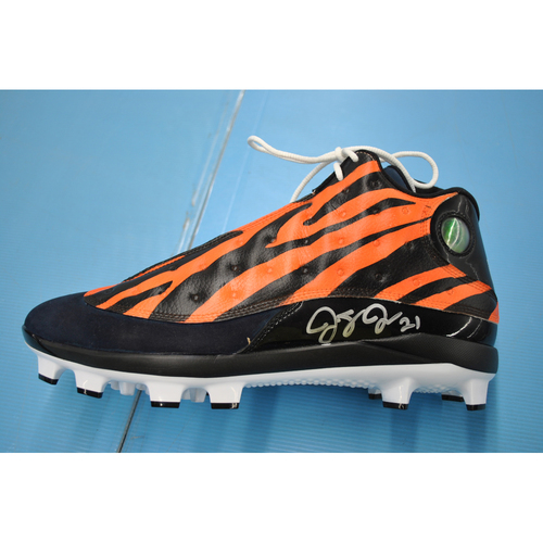 Photo of More than Baseball: Autographed Cleats - JaCoby Jones - NOT MLB Authenticated