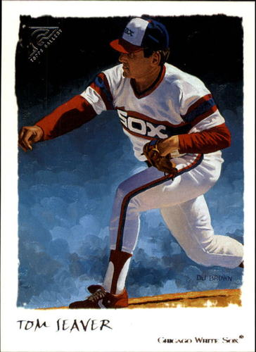 Photo of 2002 Topps Gallery #195 Tom Seaver RET