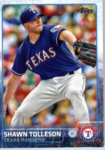 Photo of 2015 Topps Update #US230 Shawn Tolleson