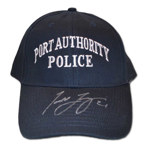 Photo of Todd Frazier #21 - Autographed Game Used Adjustable First Responder Hat - 9/11/18
