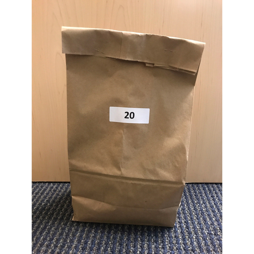 Photo of Los Angeles Dodgers Foundation: Game-Used Jersey - 2018 NLCS Game 5 Mystery Bag-Fundraiser Bag-20