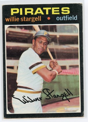 Photo of 1971 Topps #230 Willie Stargell