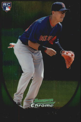 Photo of 2011 Bowman Chrome Draft #49 Jose Iglesias Rookie Card
