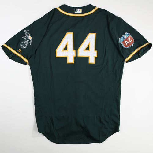2016  Spring Training -  Game-Used Jersey - Ryan Madson (A's) - Size 50