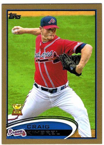 Photo of 2012 Topps Gold #87 Craig Kimbrel