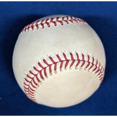 Photo of Game-Used Ball: Albert Pujols Single, Career hit 3011 May 19th 2018