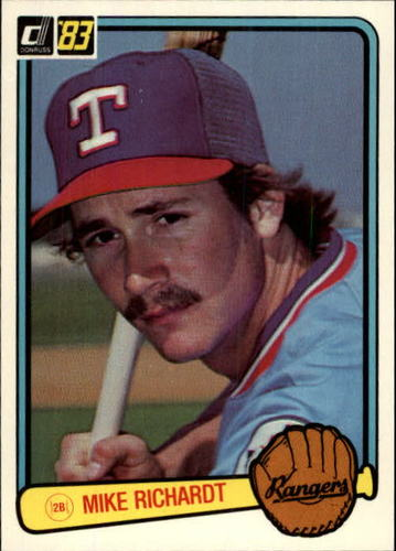 Photo of 1983 Donruss #368 Mike Richardt