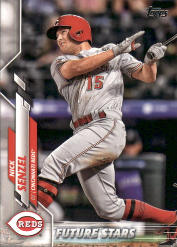 Photo of 2020 Topps #290 Nick Senzel FS