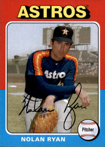 Photo of 2019 Topps Archives #130 Nolan Ryan