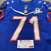 NFL - 49ers Trent Williams Special Issued 2021 Pro Bowl Jersey Size 48