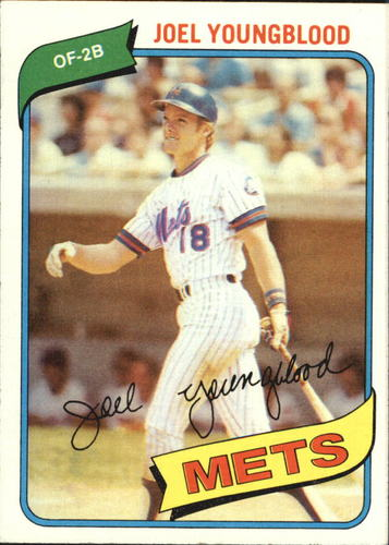 Photo of 1980 Topps #372 Joel Youngblood