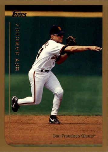Photo of 1999 Topps #57 Rey Sanchez