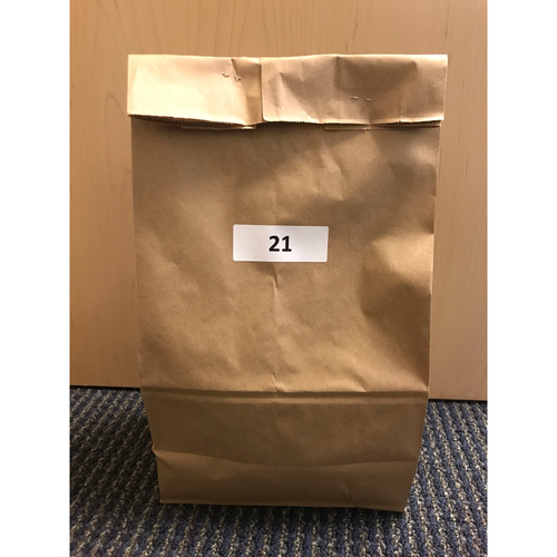 Photo of Los Angeles Dodgers Foundation: Game-Used Jersey - 2018 NLCS Game 5 Mystery Bag-Fundraiser Bag-21