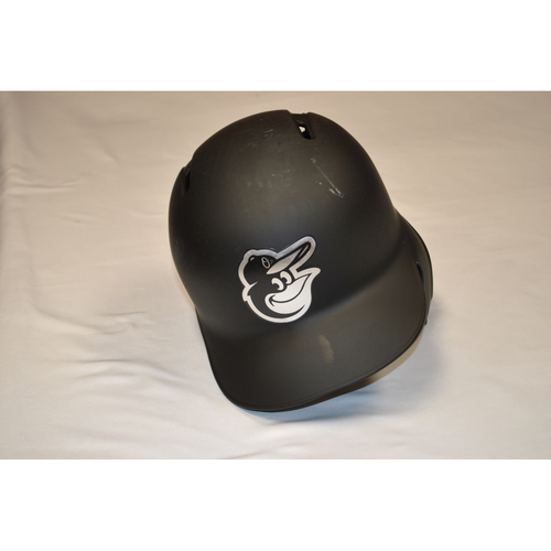 Photo of Jose Rondon Baltimore Orioles Team-Issued 2019 Players' Weekend Helmet