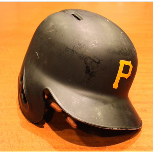 Photo of 2019 Team Issued Helmet - Francisco Liriano - Size 7 3/8