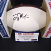 NFL - WFT Terry Mclaurin Signed Panel Ball