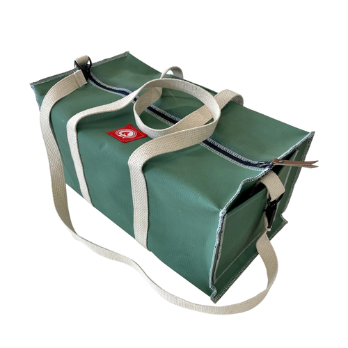 Photo of Refried Apparel Fenway Park Wall Padding Small Duffle Bag